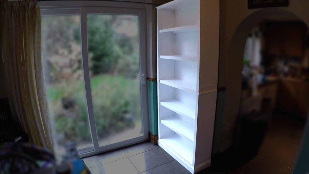 Bookcase Build