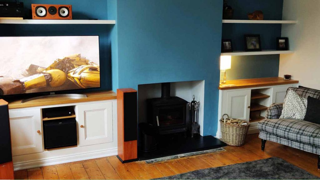 Alcove Install Prices