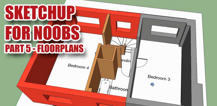 SketchUp for Noobs