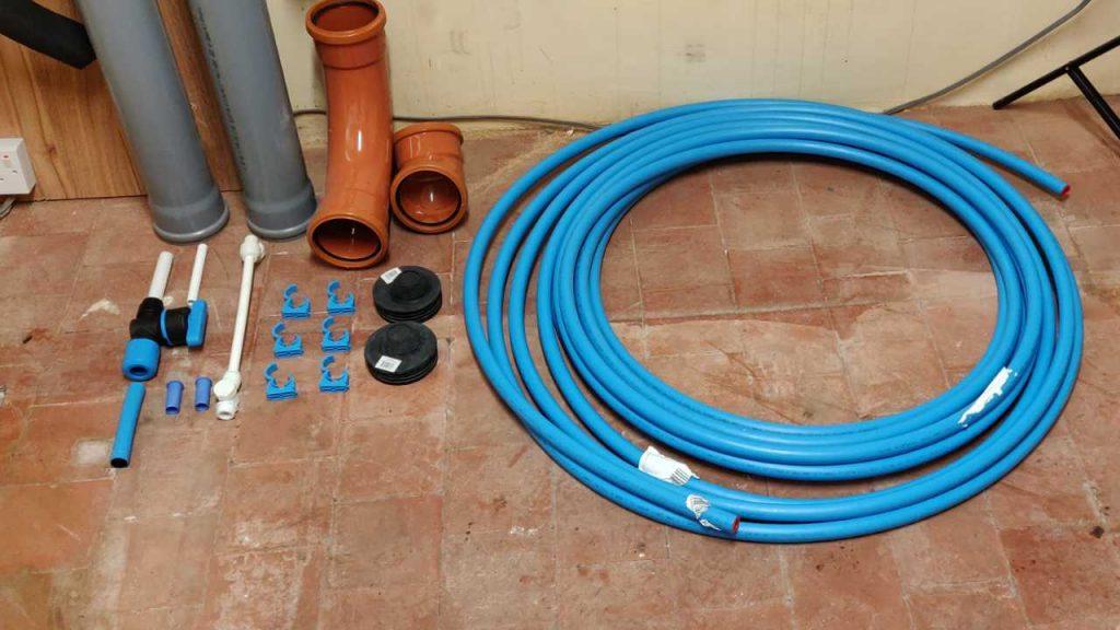 New Water Supply UK